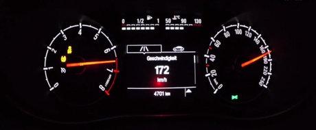 Mic, dar fasnet: Iata cat de repede accelereaza noul Opel Corsa OPC!