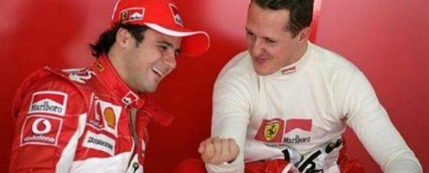 Michael Schumacher revine in Formula 1
