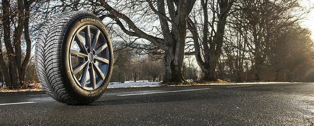 MICHELIN CrossClimate, prima anvelopa din lume de vara cu omologare de iarna