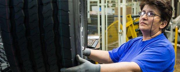 Michelin investeste in Romania: 33 milioane de Euro si 100 de locuri noi de munca