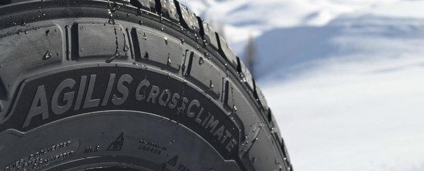 MICHELIN lanseaza gama Agilis CrossClimate, anvelope destinate vehiculelor utilitare cu folosinta in orice sezon