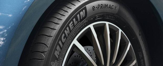 Michelin lanseaza noua gama de anvelope e.Primacy: rezistenta mai mica la inaintare si consum redus de combustibil