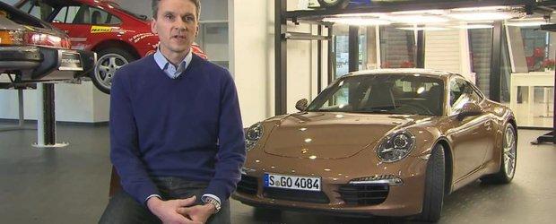 MICHELIN, partenerul de performanta al marcii Porsche