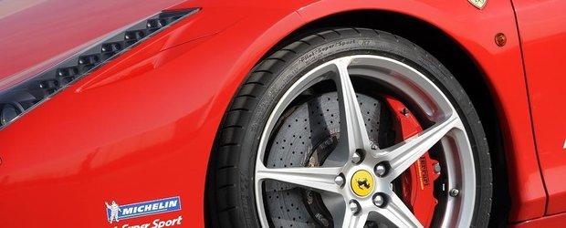 MICHELIN Pilot Super Sport echipeaza noul Ferrari FF lansat si pe piata romaneasca
