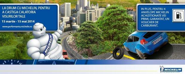Michelin Total Performance Drive pe 4Tuning: joaca-te si castiga!