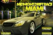 Midnight Drift Race Miami