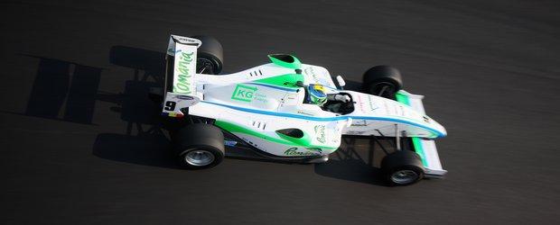 Mihai Marinescu a castigat prima cursa de la Monza