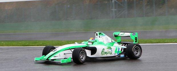 Mihai Marinescu, al patrulea in clasamentul Formulei 2