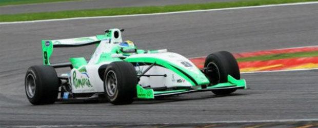 Mihai Marinescu - pe locul 4 la jumatatea sezonului