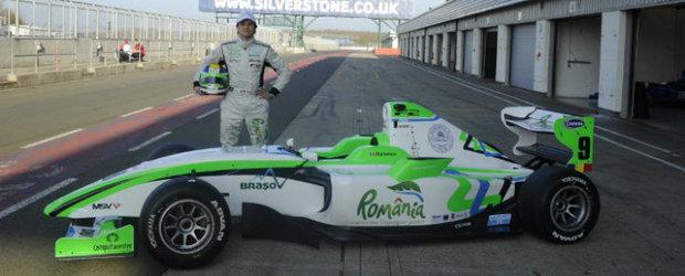Mihai Marinescu - pregatit pentru noul sezon de Formula 2