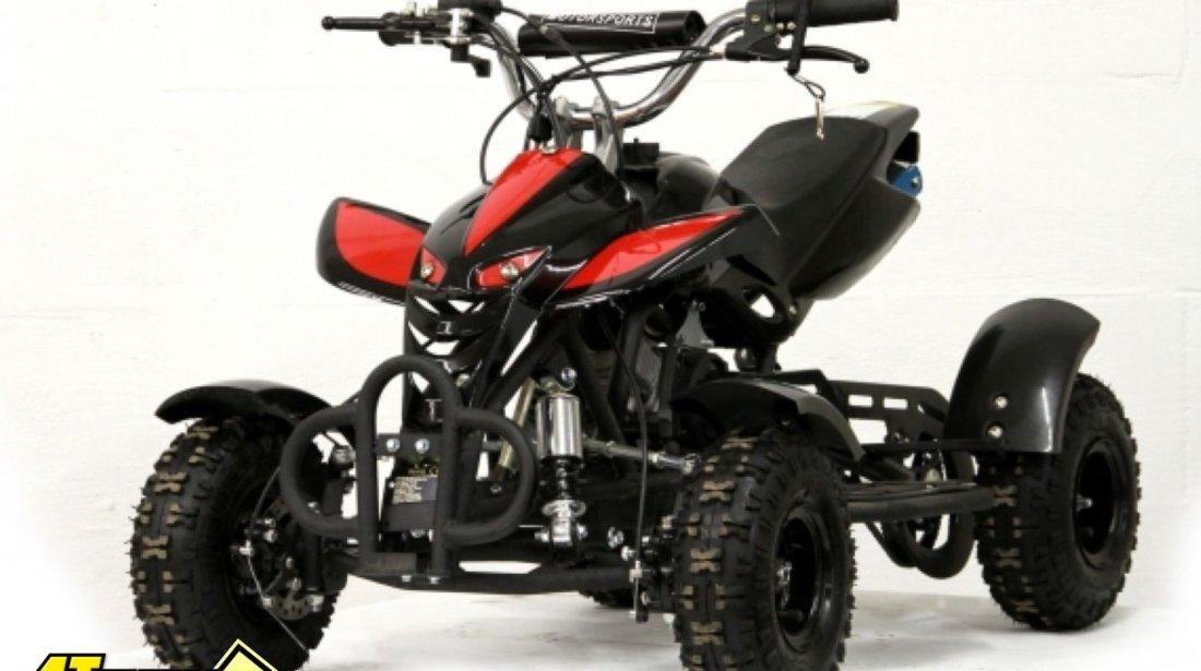 MINI ATV 2T Air Cooled 50cc BEMI 0Km livrare GRATIS