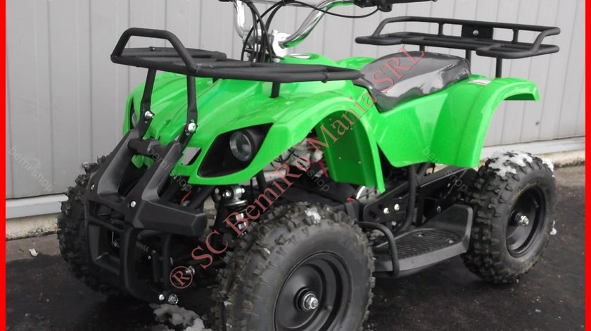MINI ATV 800 W BEMI 0Km de la 389eur livrare GRATIS