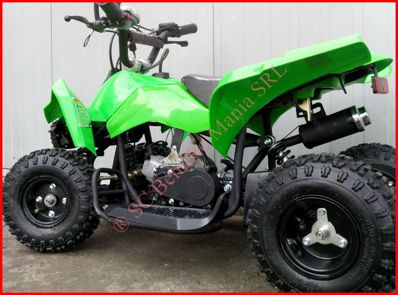 MINI ATV BEMI 50cc livrare GRATIS in orice localitate din retea