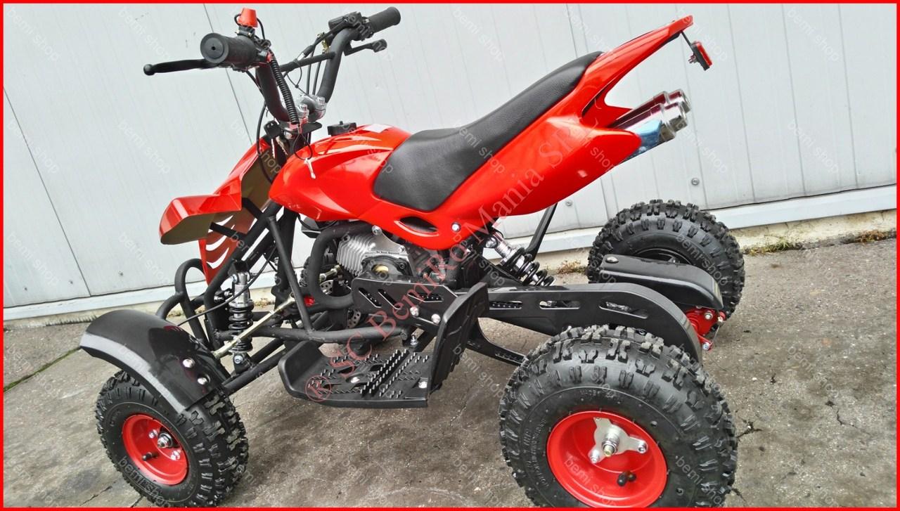 MINI ATV GOBLIN 50cc OFERTA livrare GRATIS