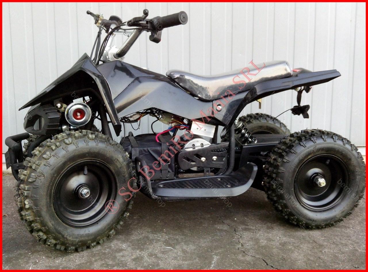 Mini ATV poket NOI 350W 24V livrare GRATIS toata tara