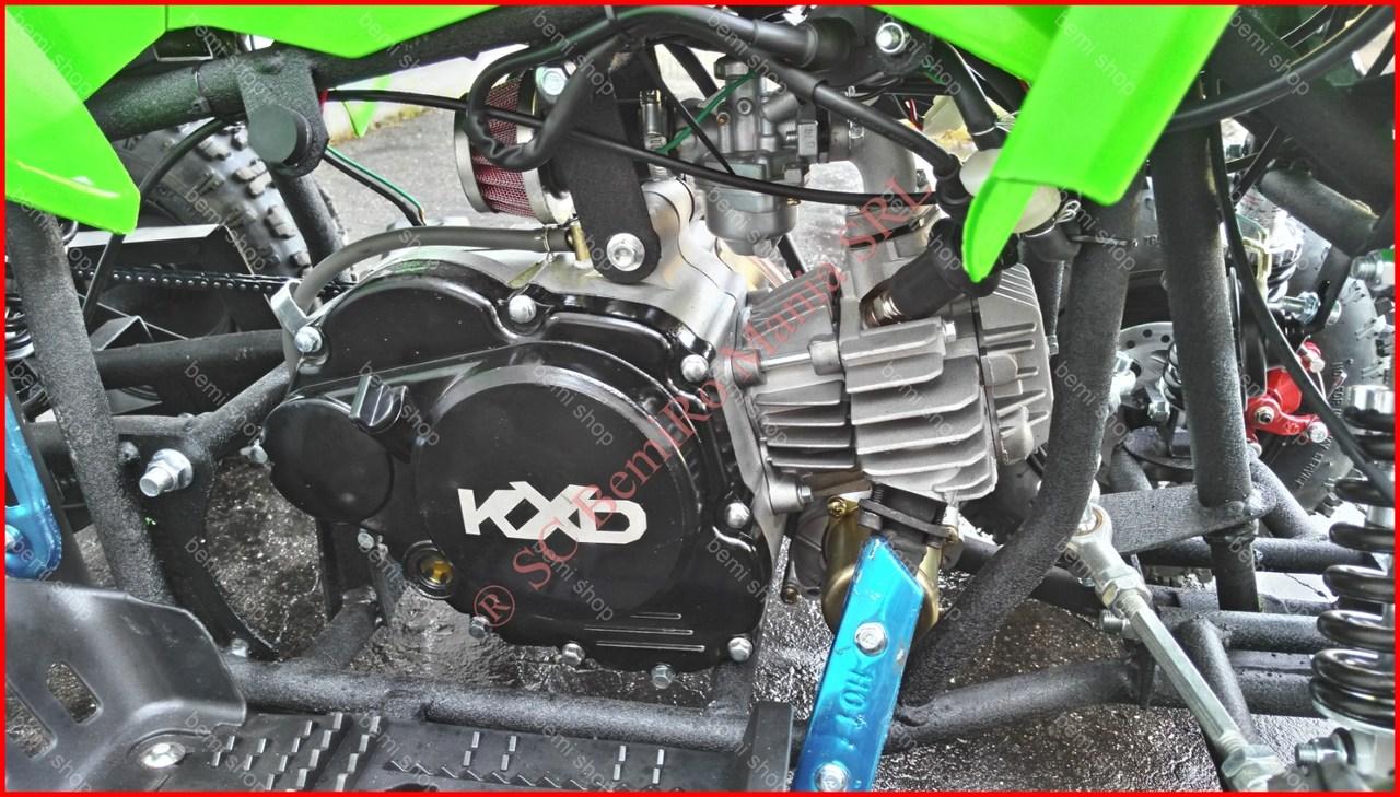 MINI ATV Raptor 50cc 4-TIMPI OFERTA bemi cu livrare GRATIS