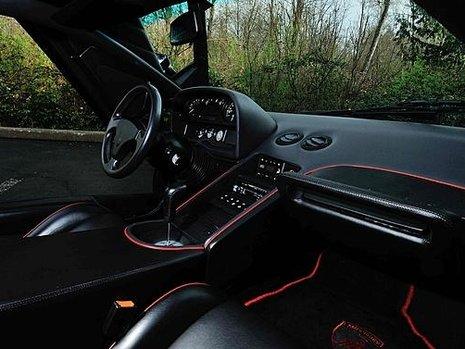 Mini-colectie de Lamborghini-uri scoasa la licitatie