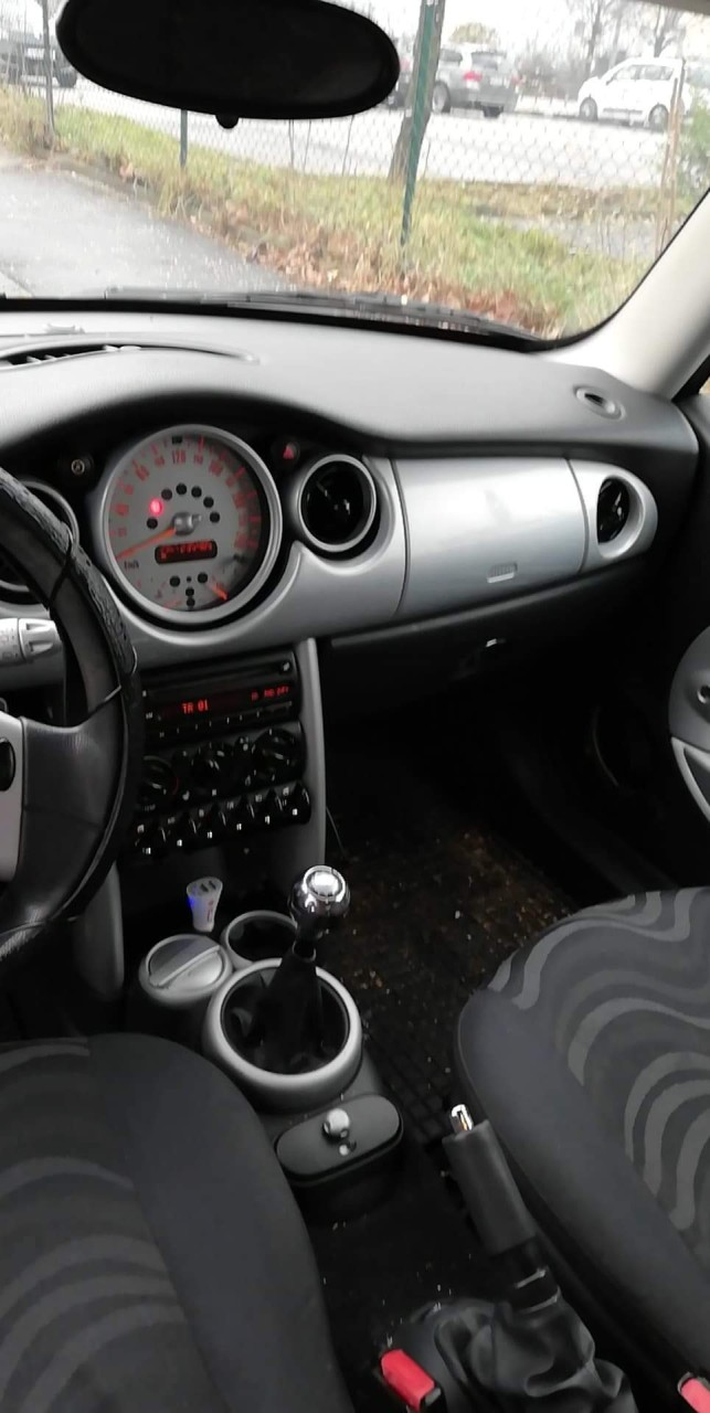 Mini Cooper 1.6 2003