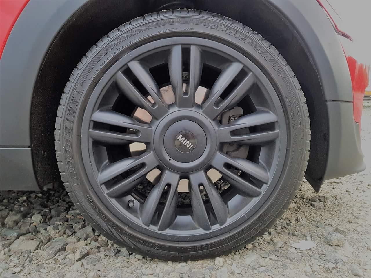 Mini Cooper S 1.6 turbo 2011