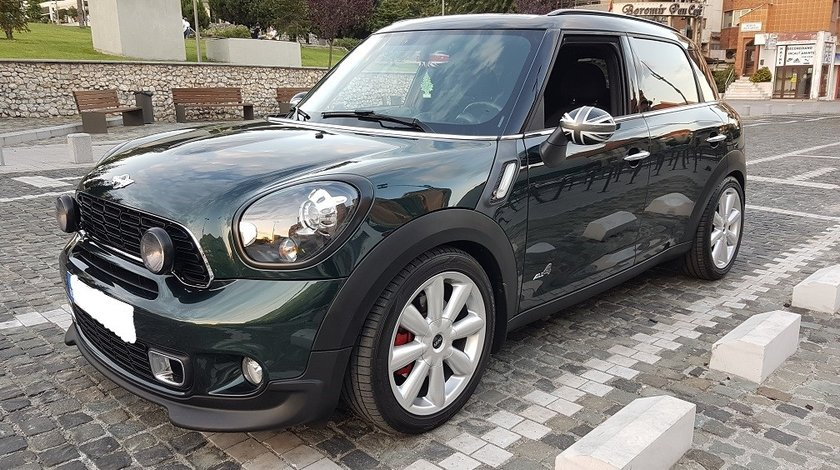 Mini Countryman Benzina 2014