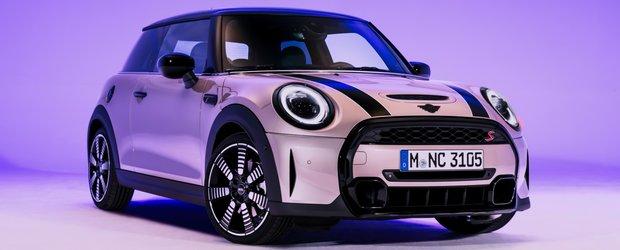 MINI facelift: modelul britanic poate fi comandat IN SFARSIT cu volan incalzit si frana de parcare electrica