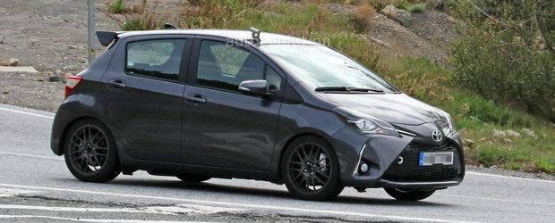 Mini hot-hatch-ul de peste 200 de cai de la Toyota va avea si o versiune cu 5 usi