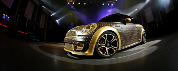 Mini John Cooper Works  by CoverEFX - 252 cai putere, Louis Vuitton Style
