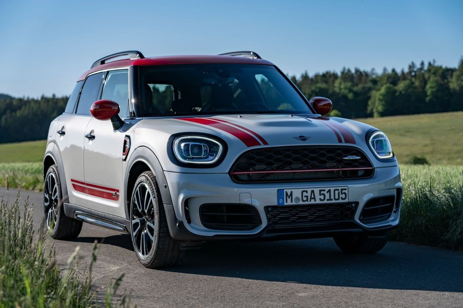 Mini John Cooper Works Countryman facelift