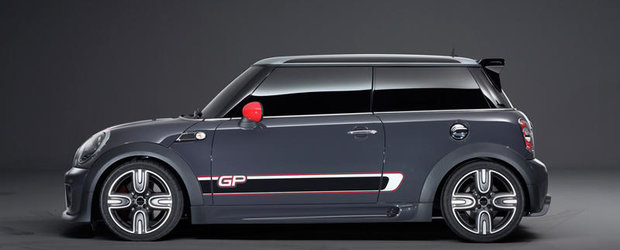 MINI John Cooper Works GP - cel mai rapid MINI construit vreodata