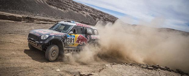 MINI obtine al patrulea titlu la Dakar, editia 2015