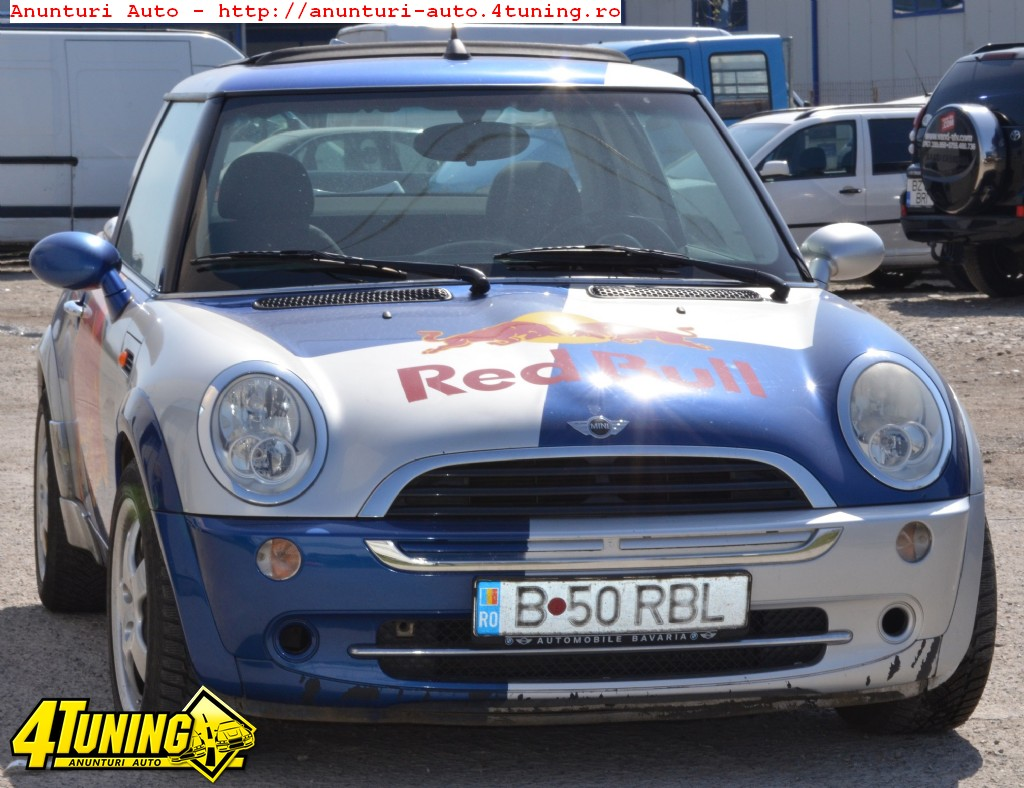 Mini ONE 1.6 benzina 2007