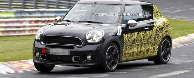 Mini Paceman - Video Spion