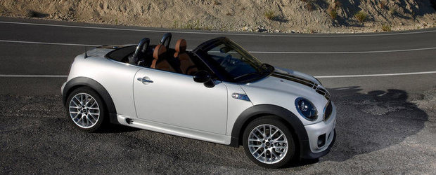 MINI Roadster s-a lansat in Romania