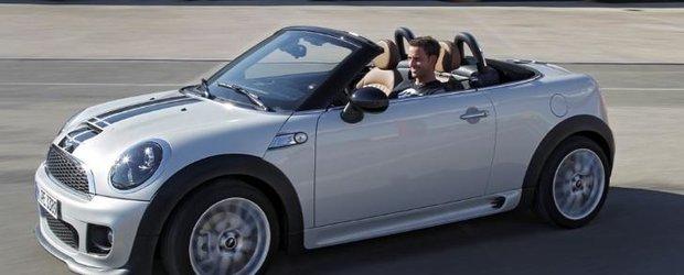 Mini Roadster va debuta la Detroit Motor Show