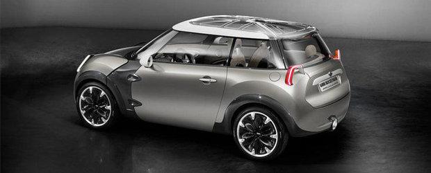Mini va lansa trei noi modele
