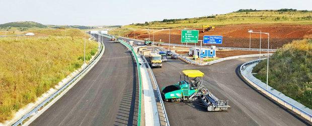 Ministrul Transporturilor: Pana in 2024, Romania poate avea 1000 de km noi de autostrada si drum expres