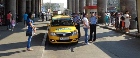 Mit sau realitate: alianta tacita dintre taximetristi si politistii rutieri