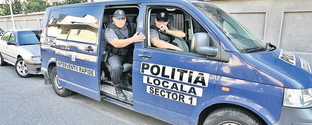 Mit sau realitate: Politia Locala are voie sa se bage in fata masinilor si sa incalce Codul Rutier