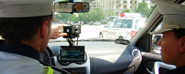 Mit sau realitate: poti sa primesti amenda de la alt politist decat cel care te-a prins cu radarul?