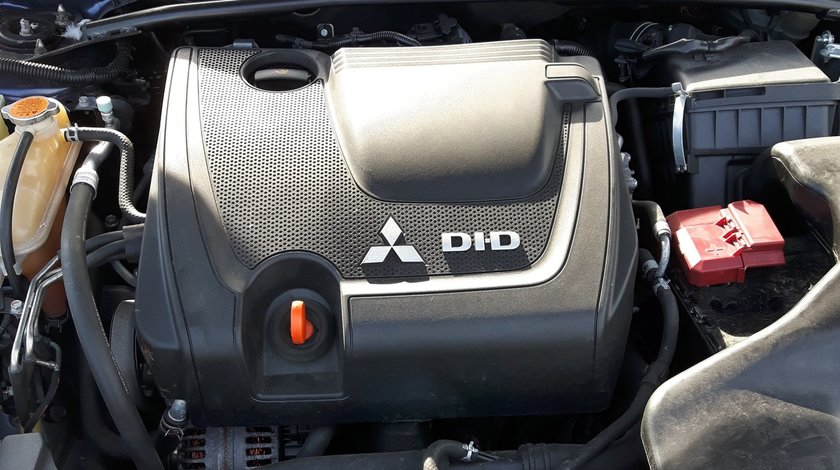 Mitsubishi 2009 2.0TDI BWC 160000km reali Compatibil Grandis Outlander Lancer