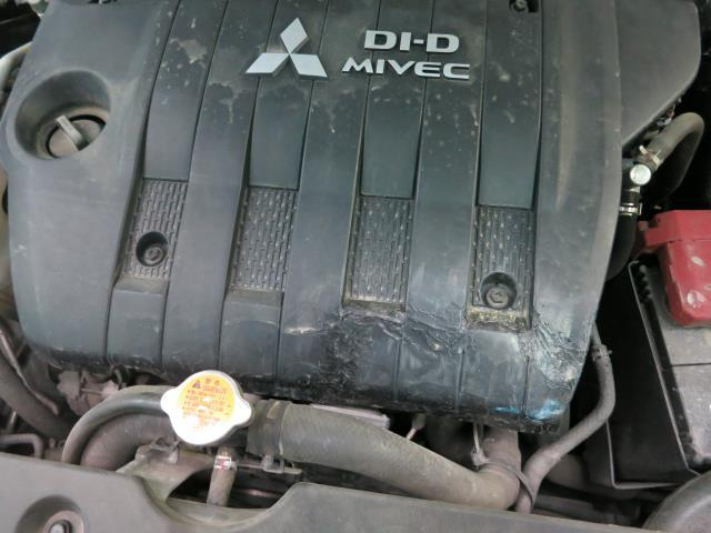 Mitsubishi ASX 1.8 DI-D 150 CP M/T 2WD Invite 2012