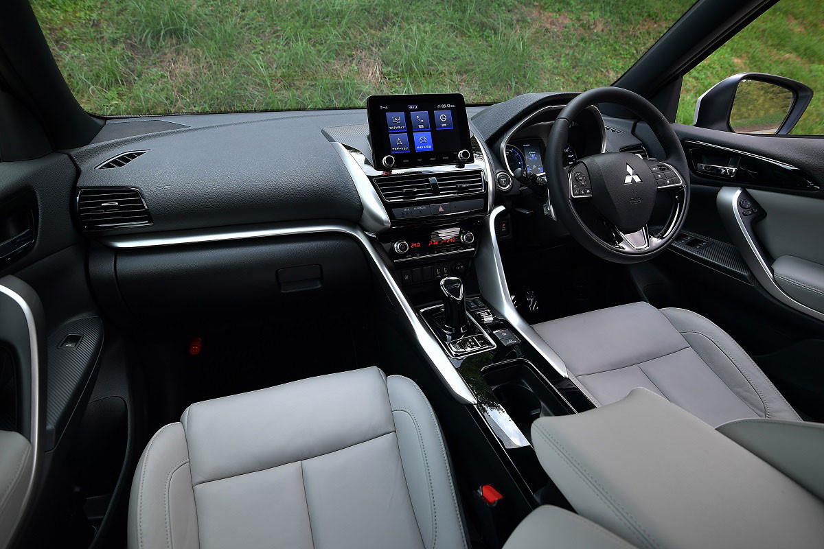 Mitsubishi Eclipse Cross facelift - Mitsubishi Eclipse Cross facelift