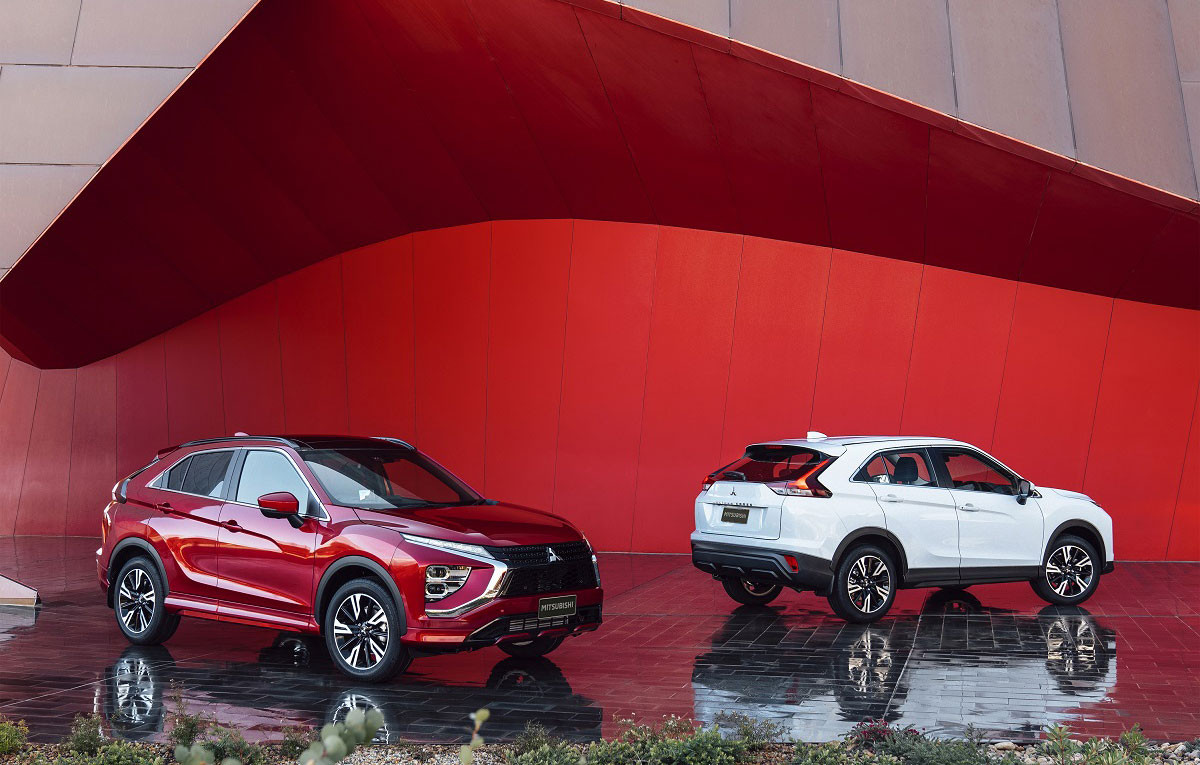 Mitsubishi Eclipse Cross facelift - Mitsubishi Eclipse Cross facelift