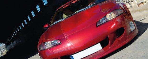 Mitsubishi Eclipse - discoteca mobila