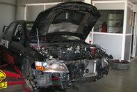 Mitsubishi EVO IX: project car