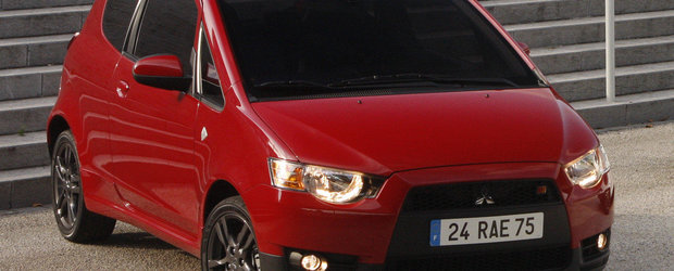 Mitsubishi isi retrage productia din Europa