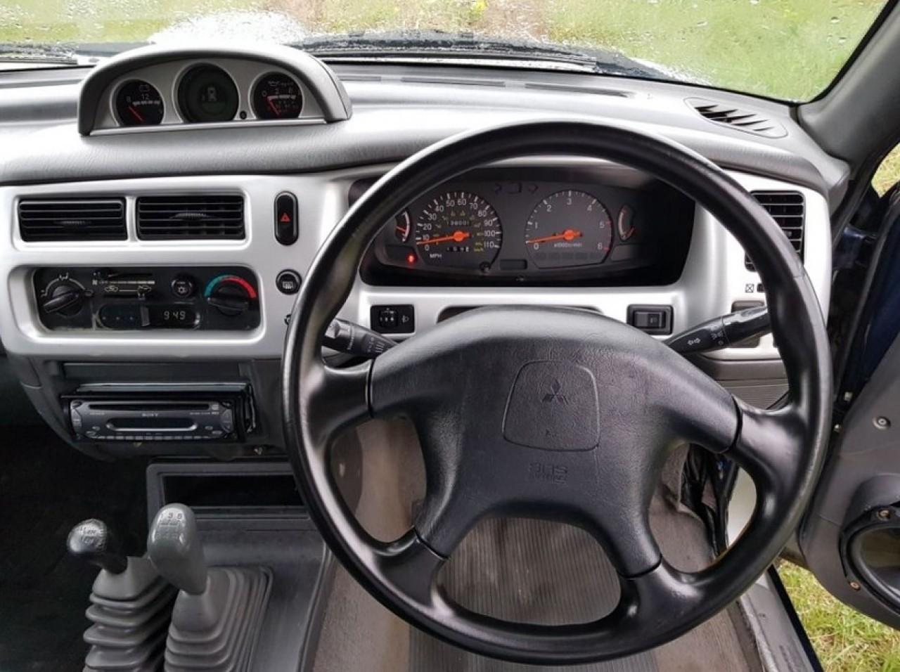 Mitsubishi L200 Animal 2003