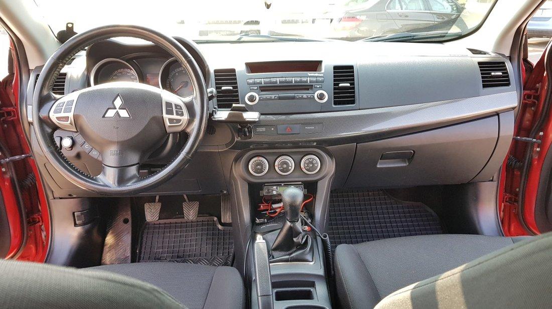 Mitsubishi Lancer 1.8 MiVEC 2008