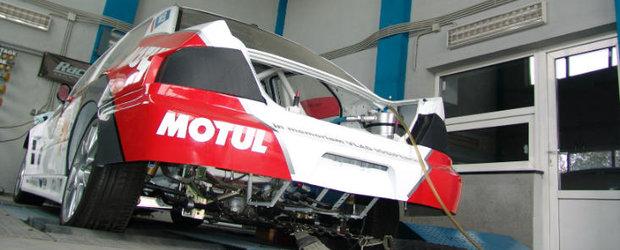 Mitsubishi Lancer EVO 9 de 822 cp, monstrul de Coasta reglat de Racing Code