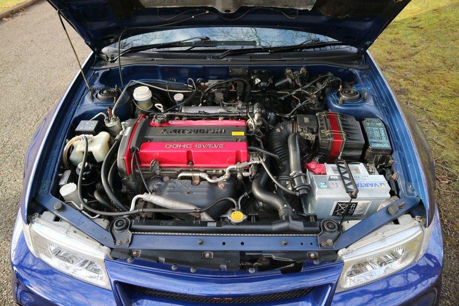 Mitsubishi Lancer Evo VI de vanzare